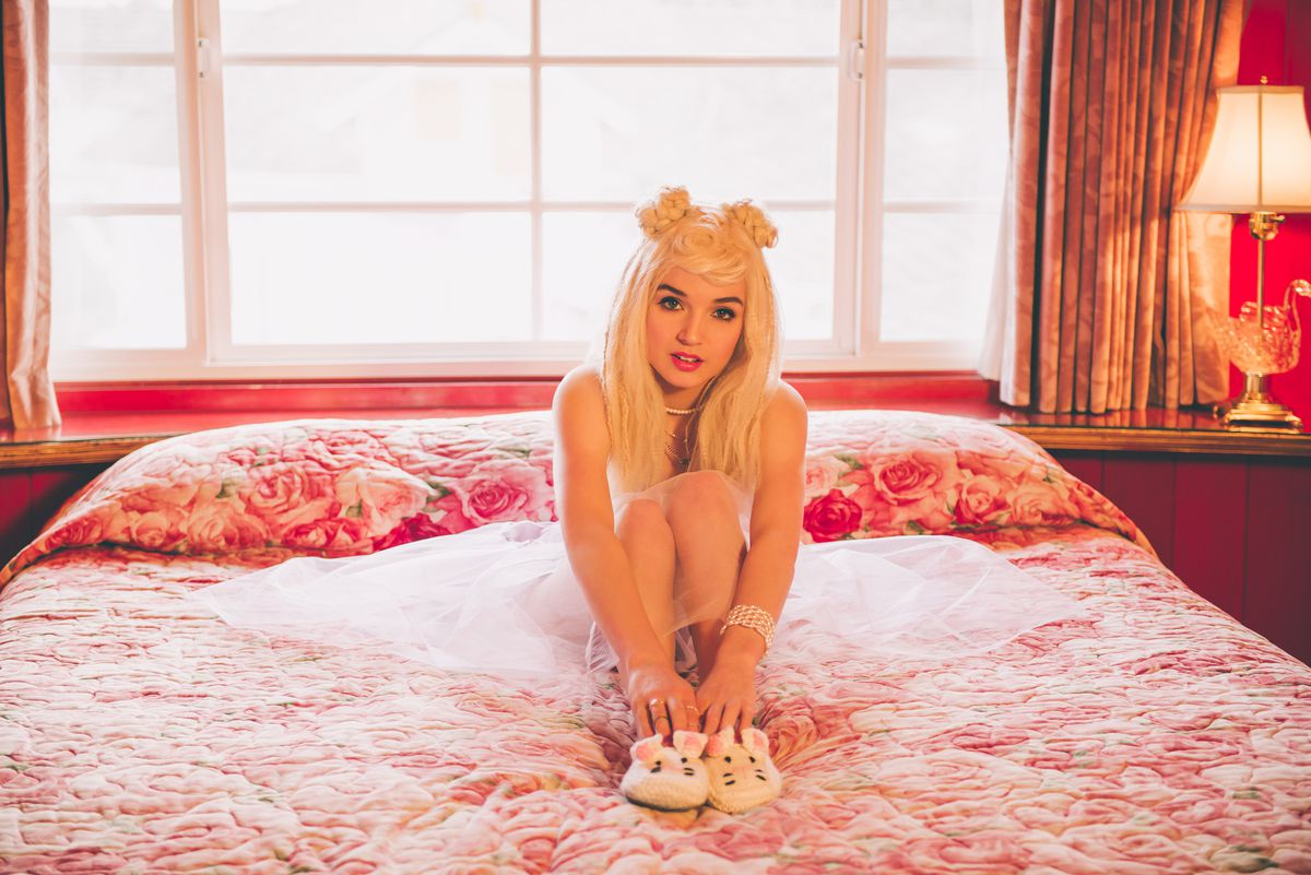 parsing the aesthetics of that poppy pop singer and internet enigma