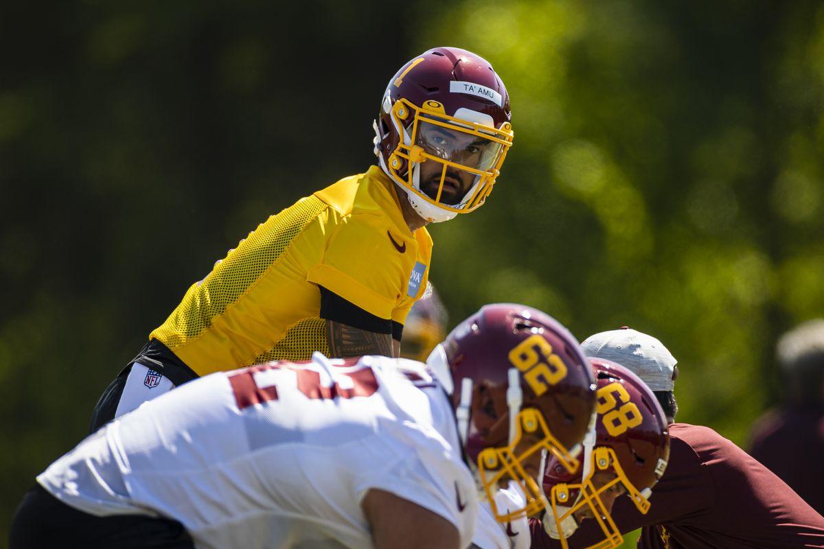 NFL: Washington Football Team Rookie Minicamp
