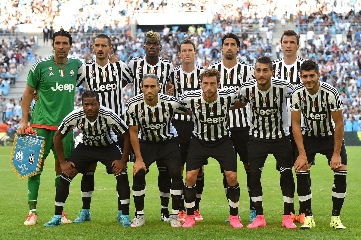 Juventus Announce 2015 16 Squad Numbers Black White Read All Over