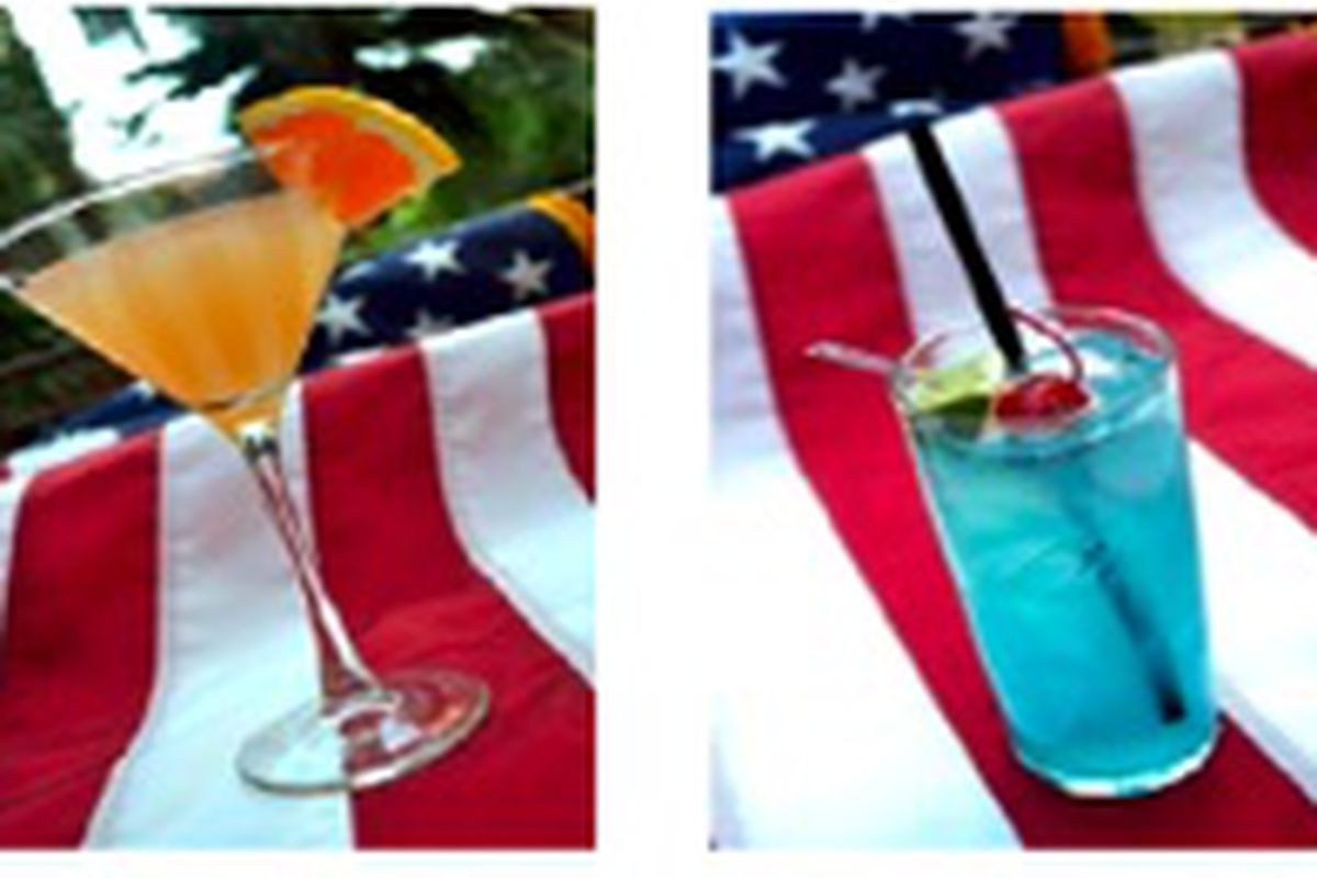 Presidential cocktails