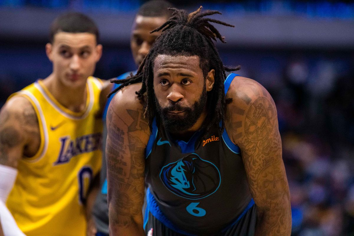 f604a3523 NBA Rumors  DeAndre Jordan wants to return to Los Angeles