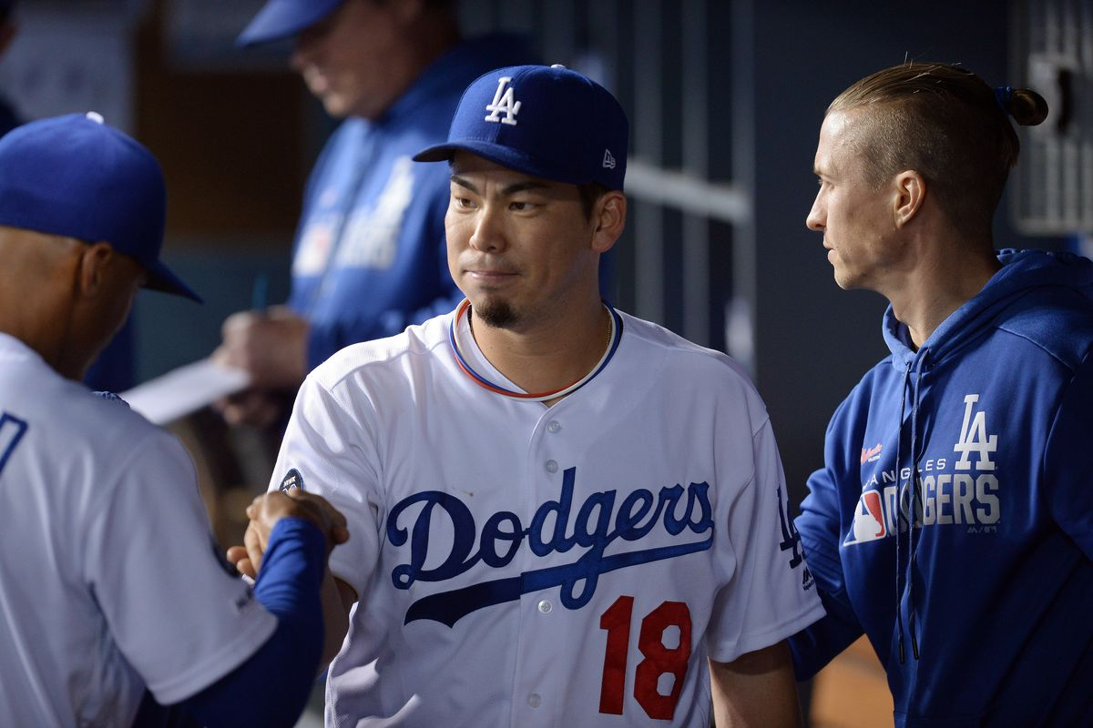 8295a9e91a7 Dodgers Week 8 review  Starting pitching on fire - True Blue LA