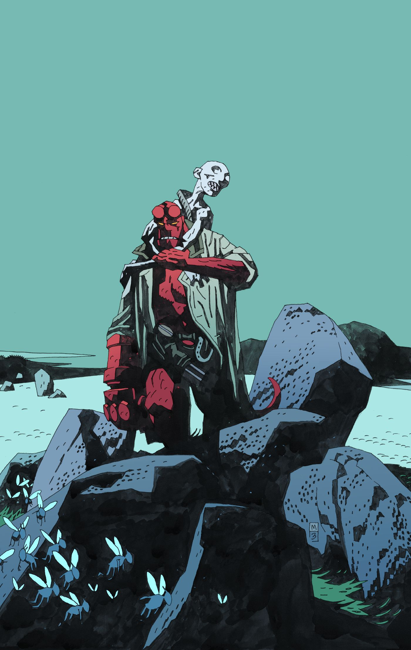 Celebrate Hellboy Day With An Early Look At Hellboy 25 Years Of