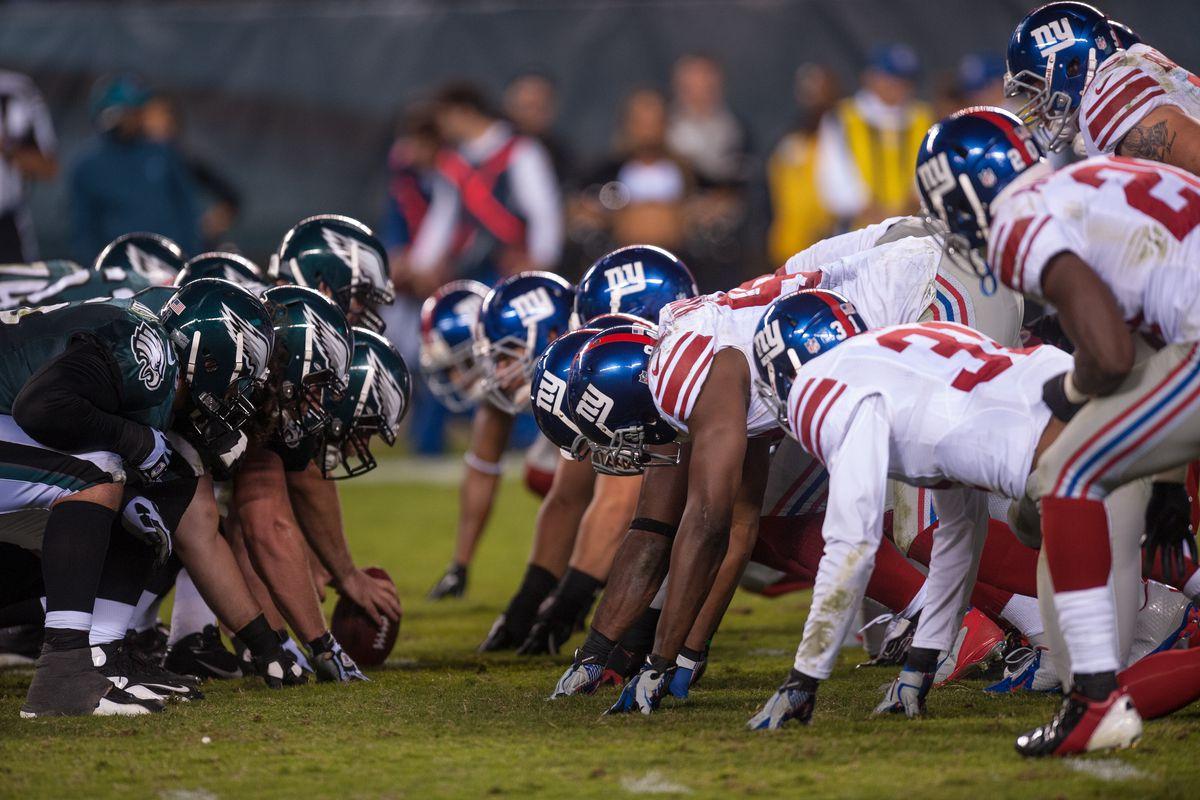 New York Giants v Philadephia Eagles