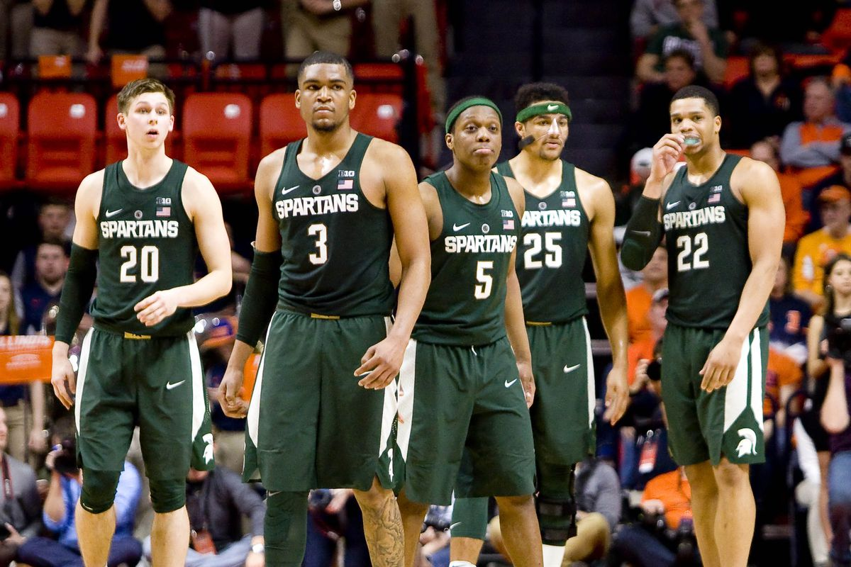 Michigan State Basketball >> What Can Michigan State Basketball Achieve In The Big Ten