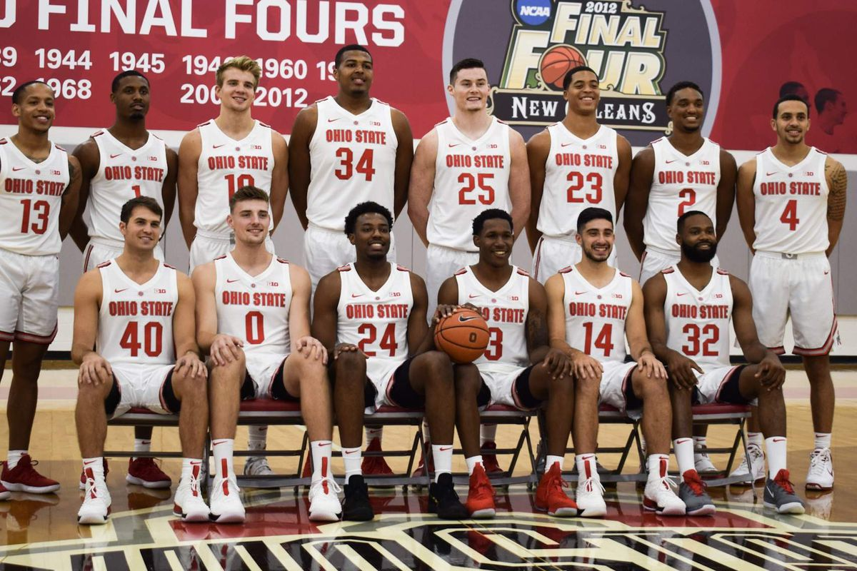 cc3a96692 5 storylines from Ohio State men s basketball 2018 media - Land ...