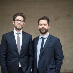 Thomas Carter and Ignacio Mattos
