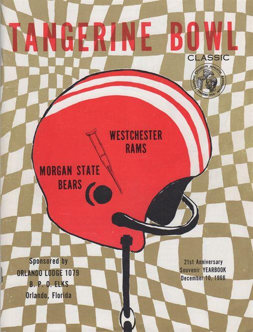 Tang Bowl Program 1966