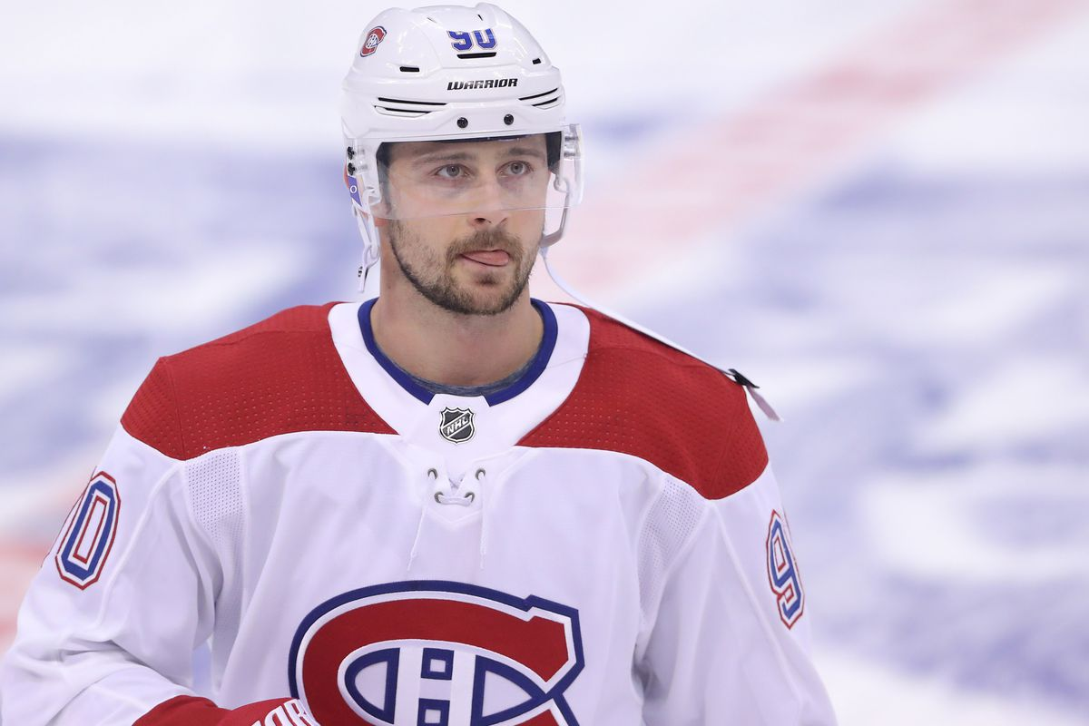 Highlight Tomas Tatar Scores His First Goal As A Montreal Canadien Eyes On The Prize