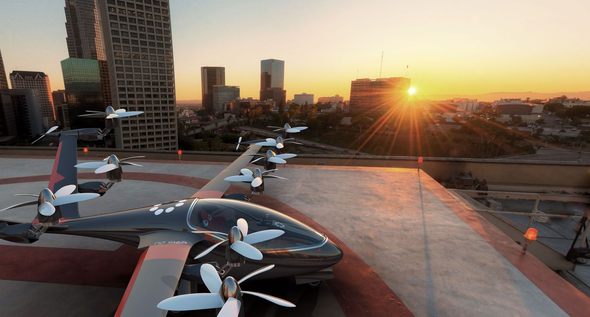 Sailing-Stream.fr ⚓ Le Kitty Hawk Flyer - Cet aéroglisseur n'est que le début de l'innovation dans les voitures volantes ⚓ Aéroglisseurs
