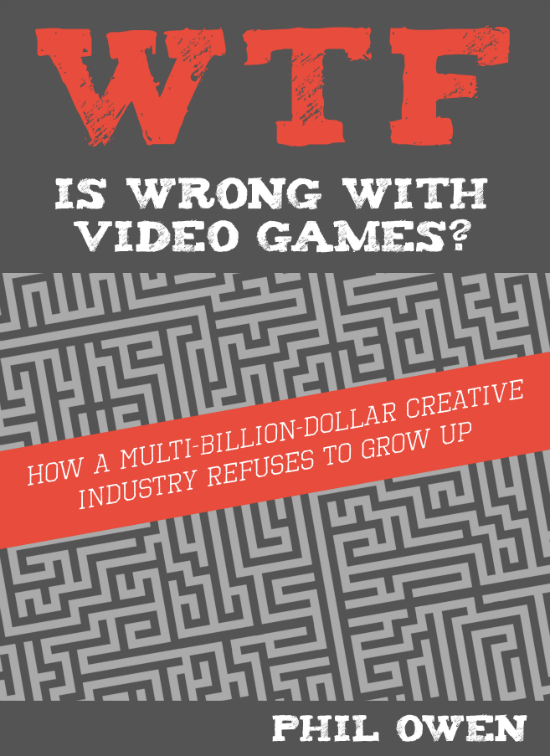 wtf is wrong with video games cover
