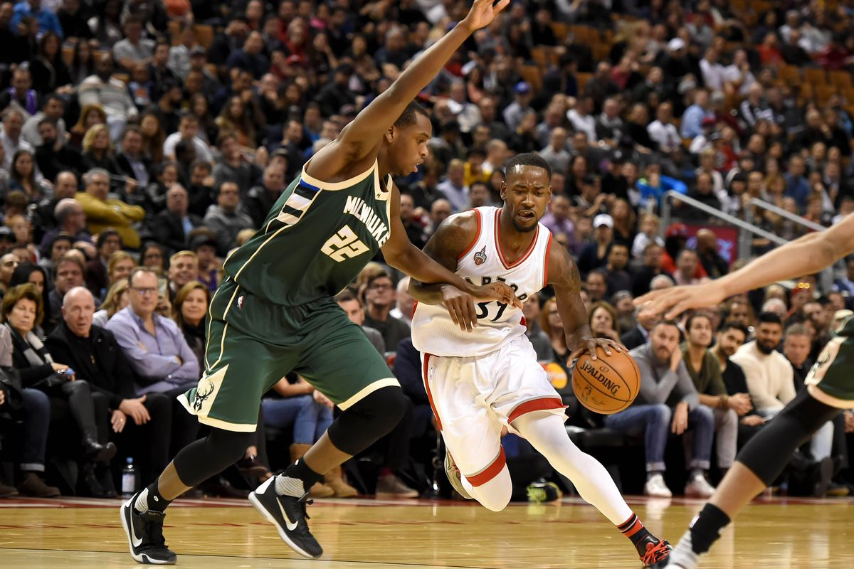 Image result for terrence ross khris middleton