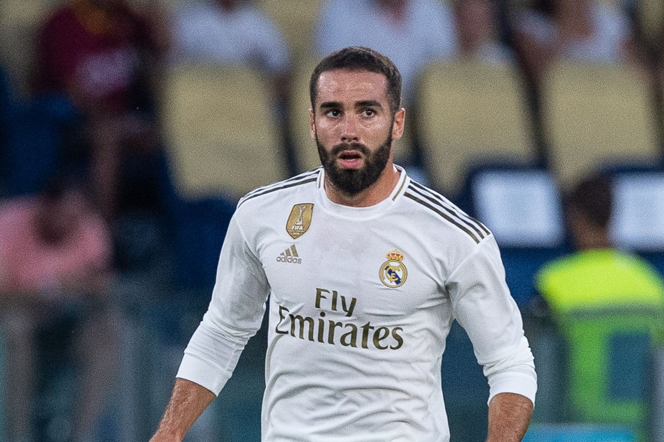 Carvajal suspended, not available for Real Madrid?s season opener against Celta Vigo