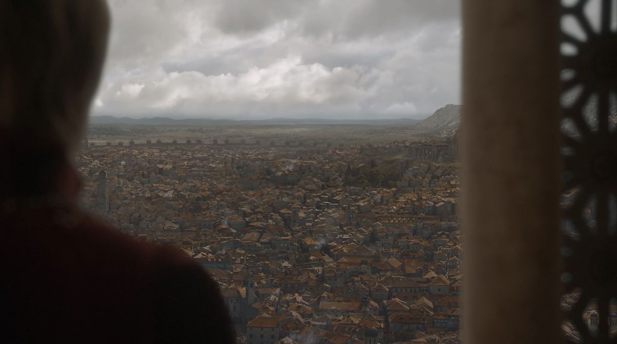 Game of Thrones S08E05 Great Sept of Baelor