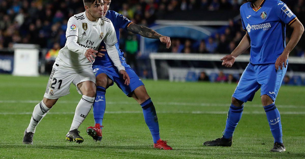 Fotos Real Madrid 4 V 0 Getafe Liga Bbva: La Liga Player Ratings: Getafe 0-0 Real Madrid