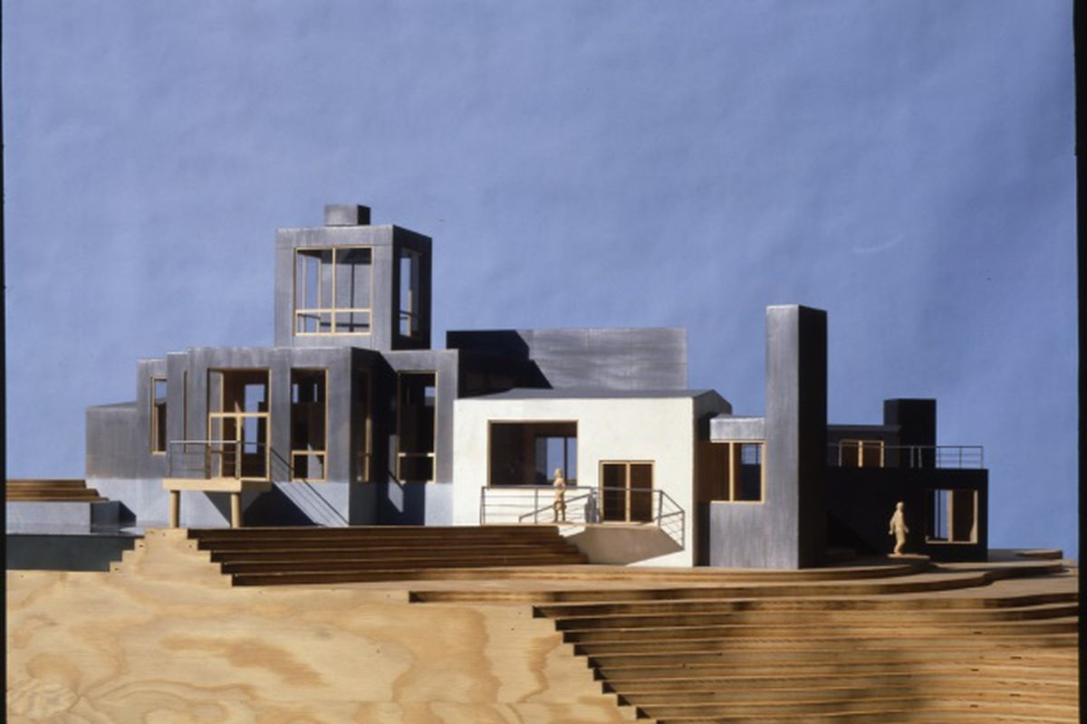 Frank Gehry Archives Acquired By Getty Institute Curbed