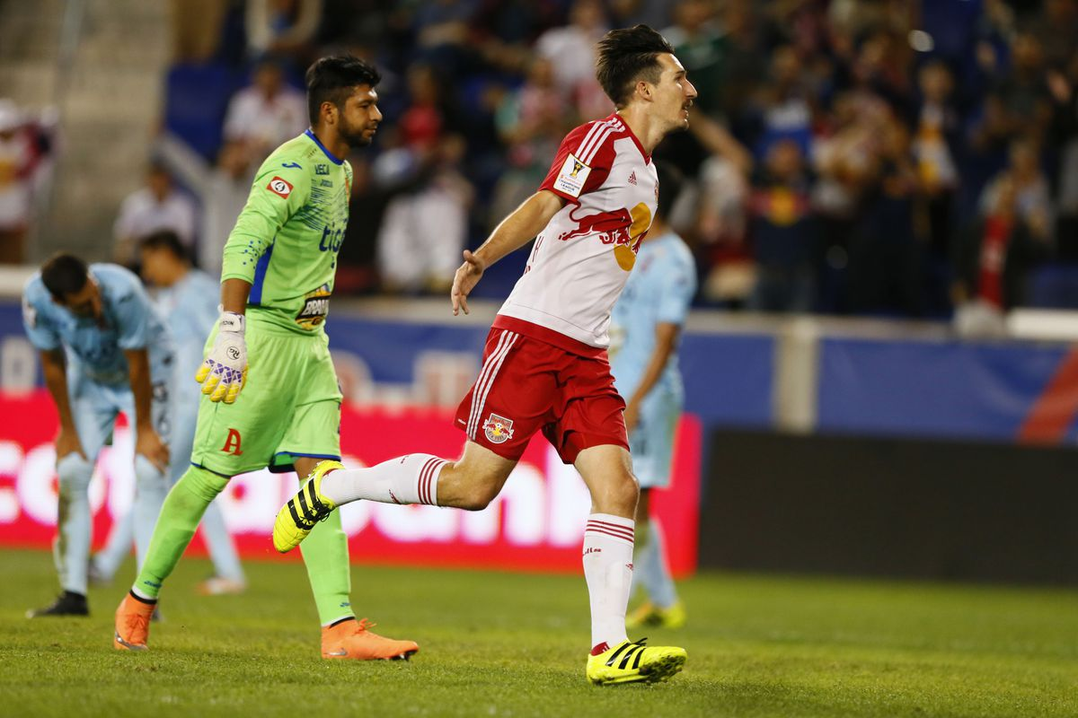 MLS: CONCACAF Champions League-Alianza FC at New York Red Bulls