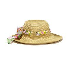 'Nosie Posey' floppy hat, $20