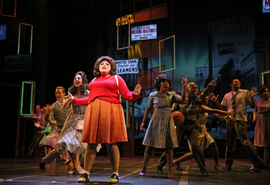 """Amber Mak directed the recent hit production of """"Hairspray – The Musical,"""" at Aurora's Paramount Theatre. (Photo: Liz Lauren)"""
