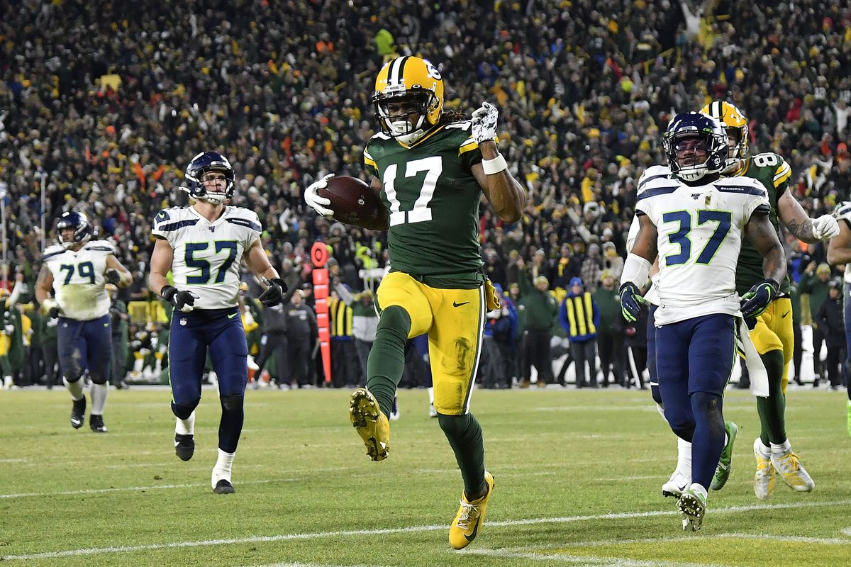 Quantifying Football Davante Adams Is A Case Study In Analytics Acme Packing Company