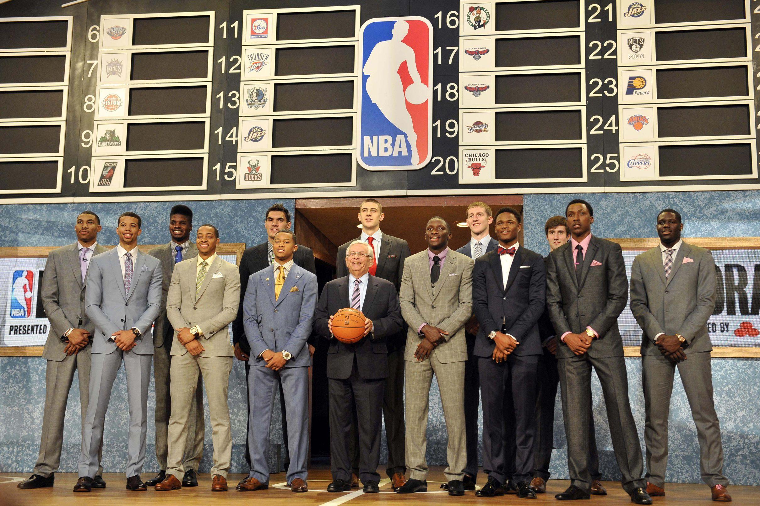 nba draft thread picks 1
