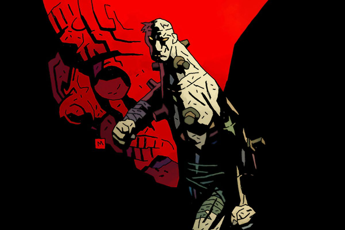 Hellboy Creator Mike Mignola Is Reinventing Frankenstein The Verge