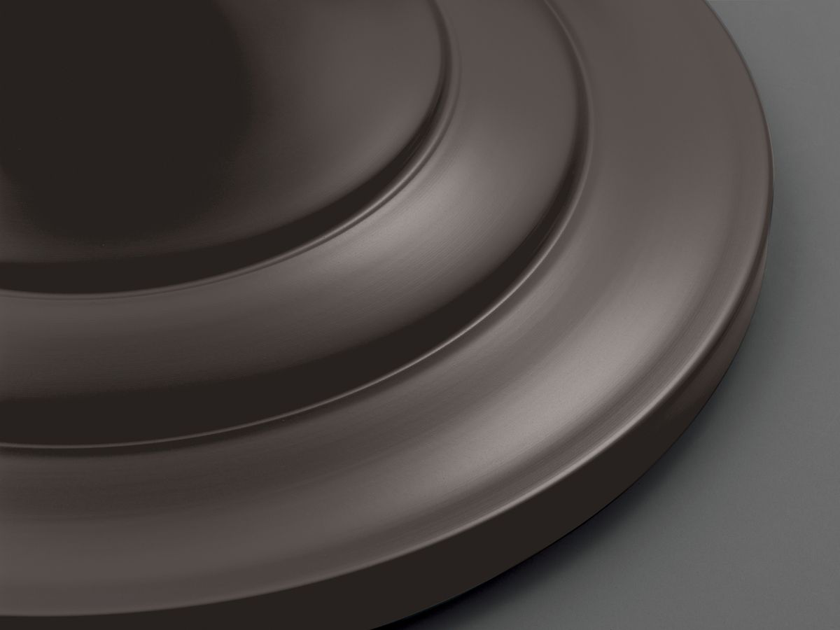 Oil-Rubbed Bronze Finish For Exterior Light Fixture