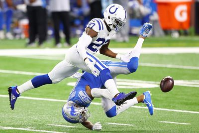 Indianapolis Colts v Detroit Lions