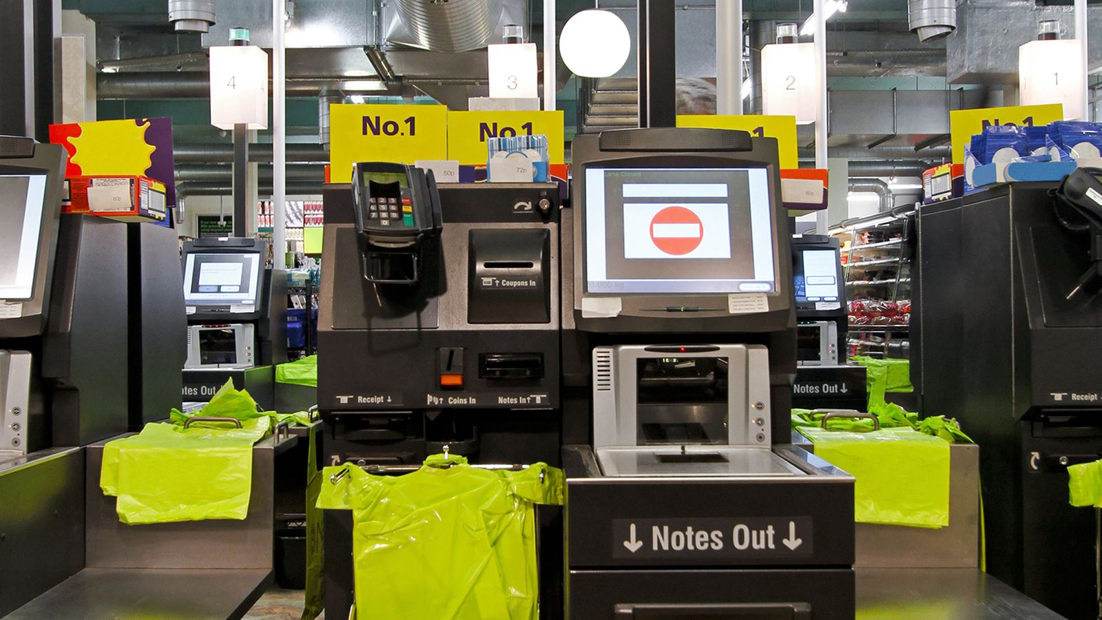 People in the self-checkout line are terrible  Here's how to make