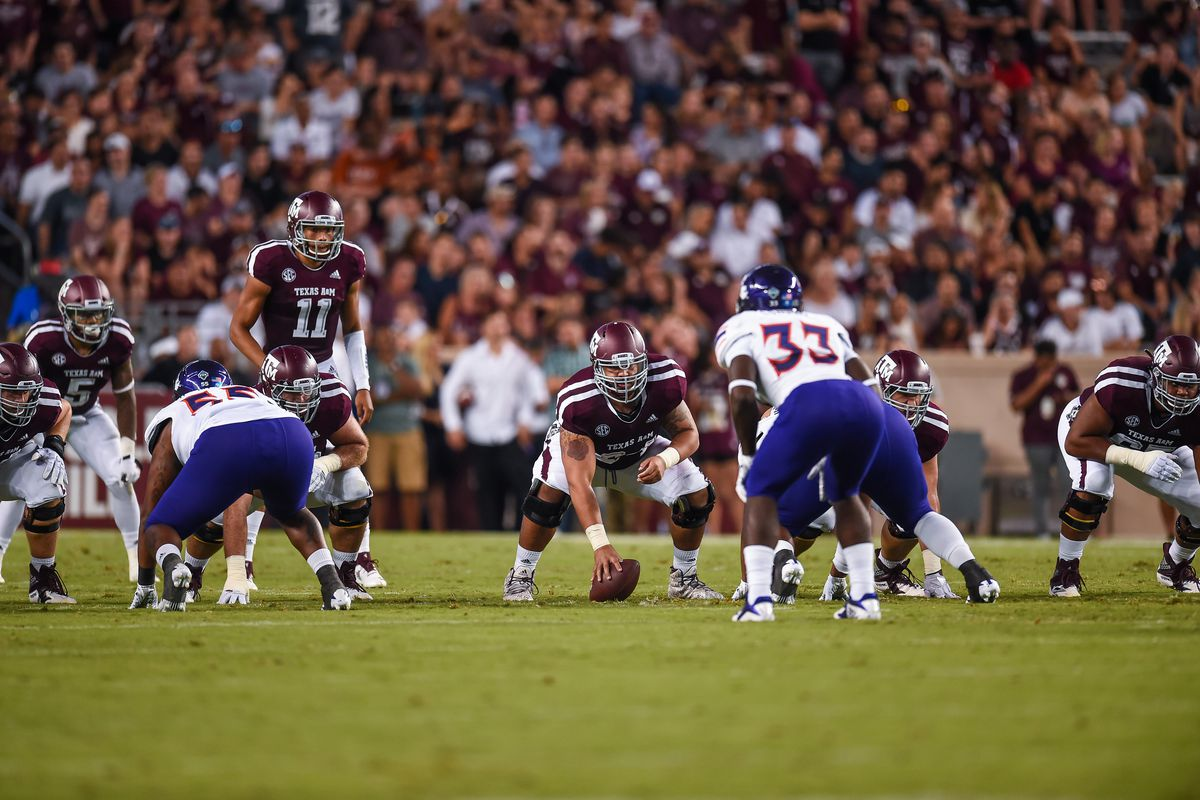 COLLEGE FOOTBALL: AUG 30 Northwestern State at Texas A&M