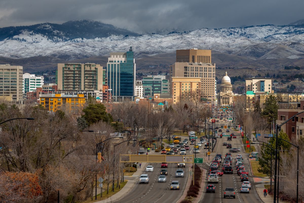 As Boise booms, a city faces the curse of 'Californication