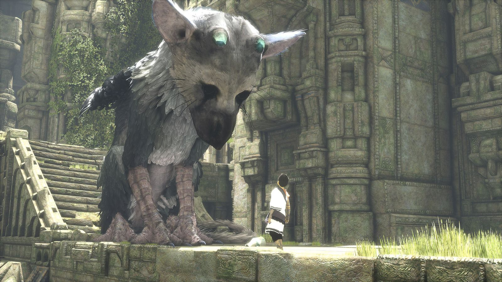 Is The Last Guardian worth the frustration?