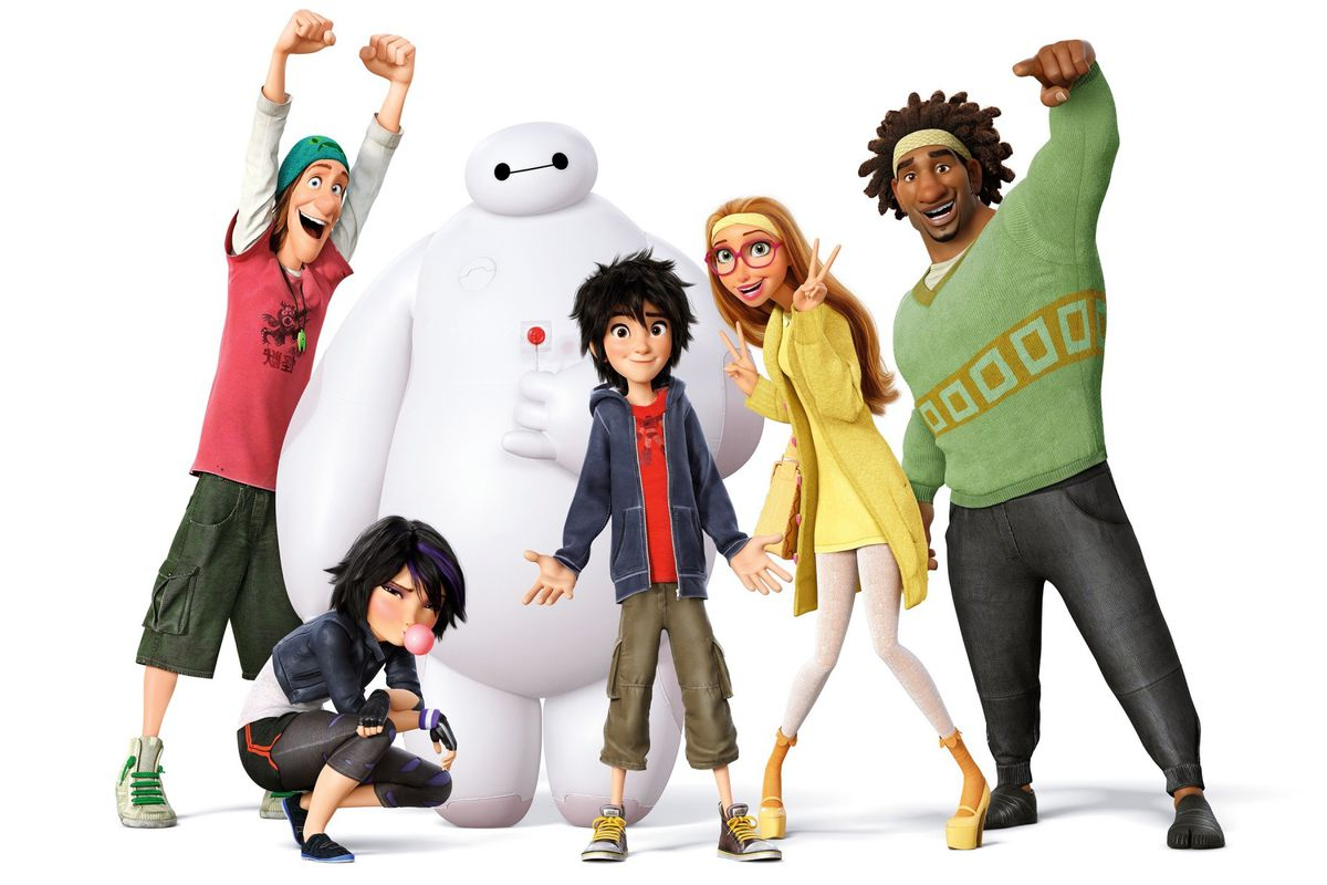Big Hero 6 is the anti-violence superhero movie you've been waiting for -  Vox