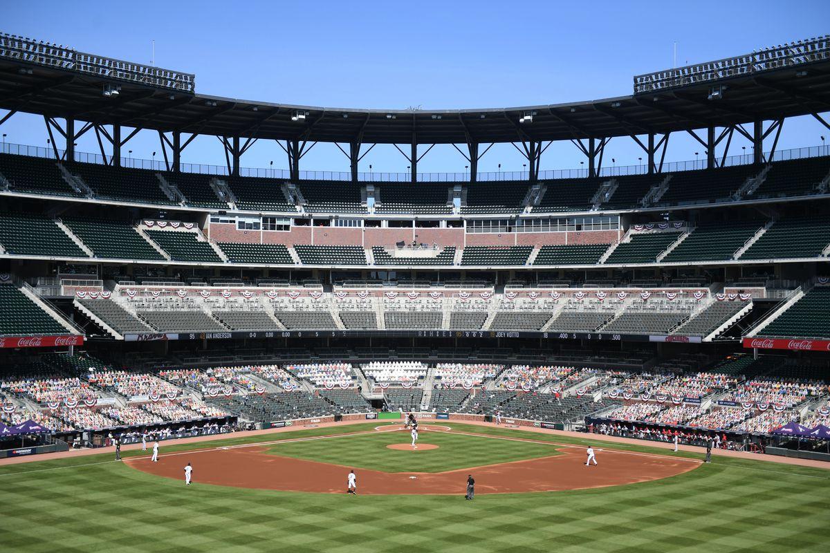 National League Wild Card Game 2: Cincinnati Reds v. Atlanta Braves
