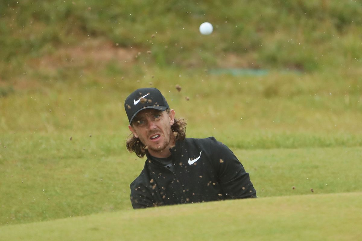 146th Open Championship - Second Round