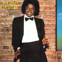 """""""Off the Wall"""" album cover 1979"""