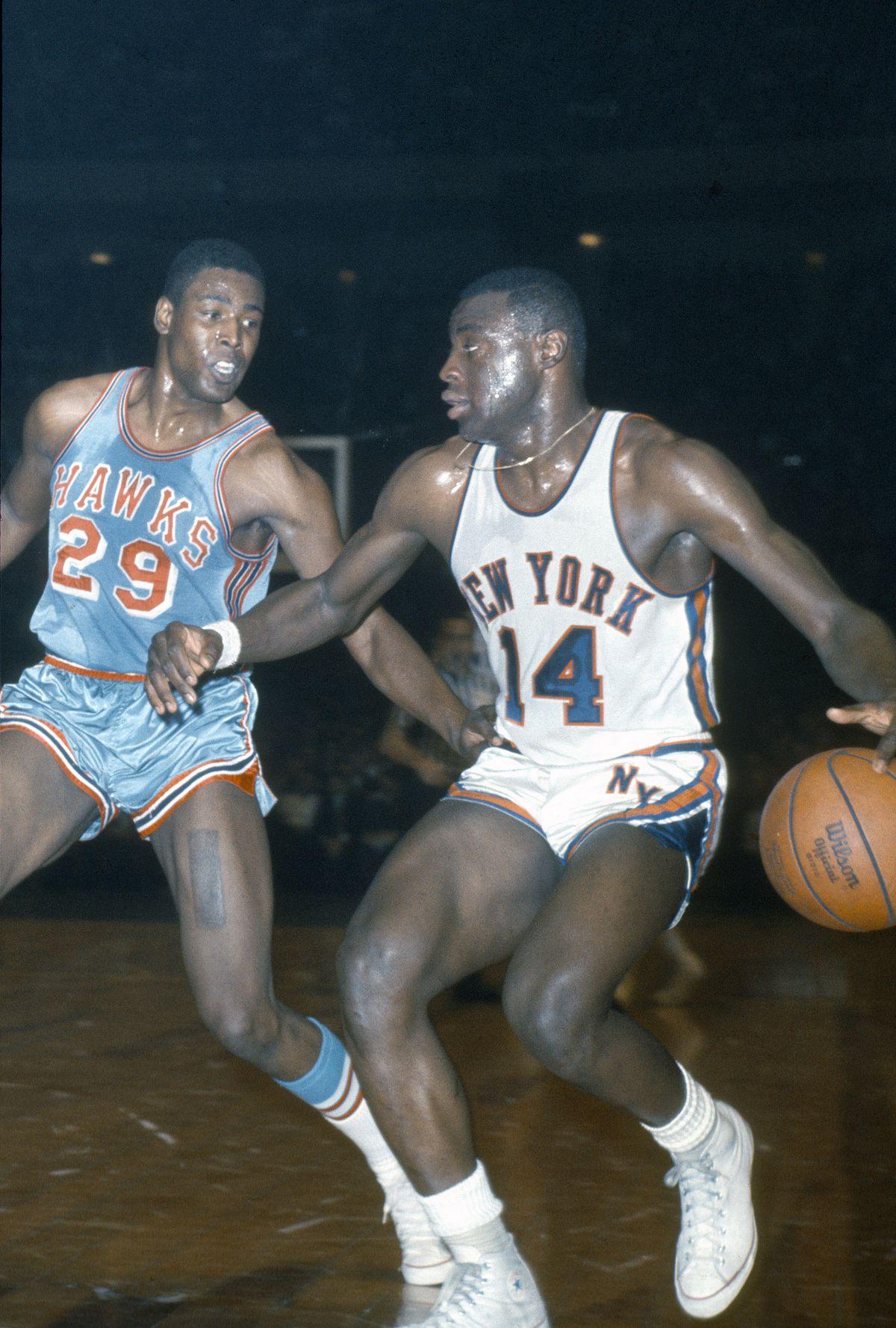 St. Louis Hawks v New York Knicks