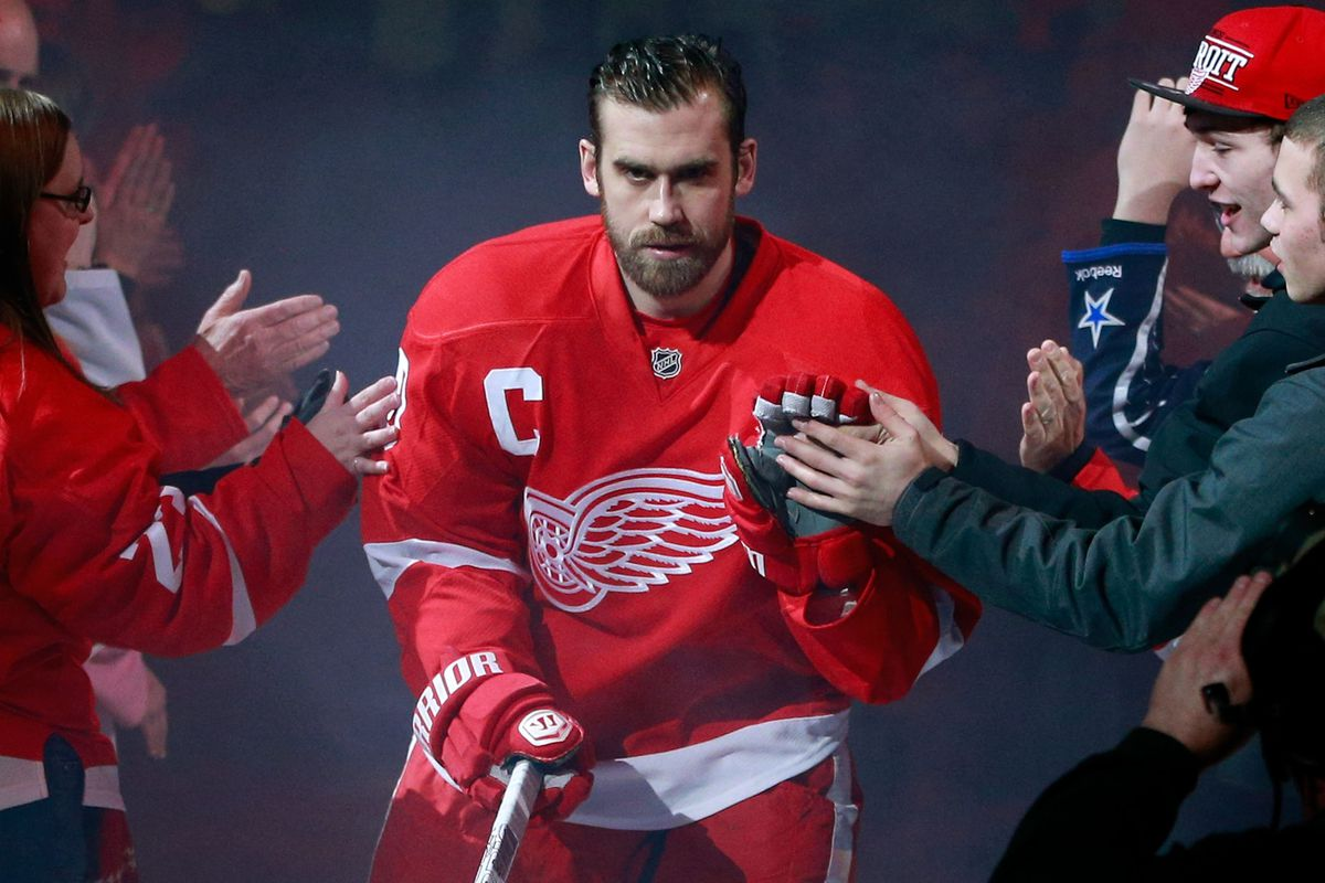 Henrik Zetterberg will likely play ice hockey in the Olympic Games. He has criticized the Russian anti-gay law.