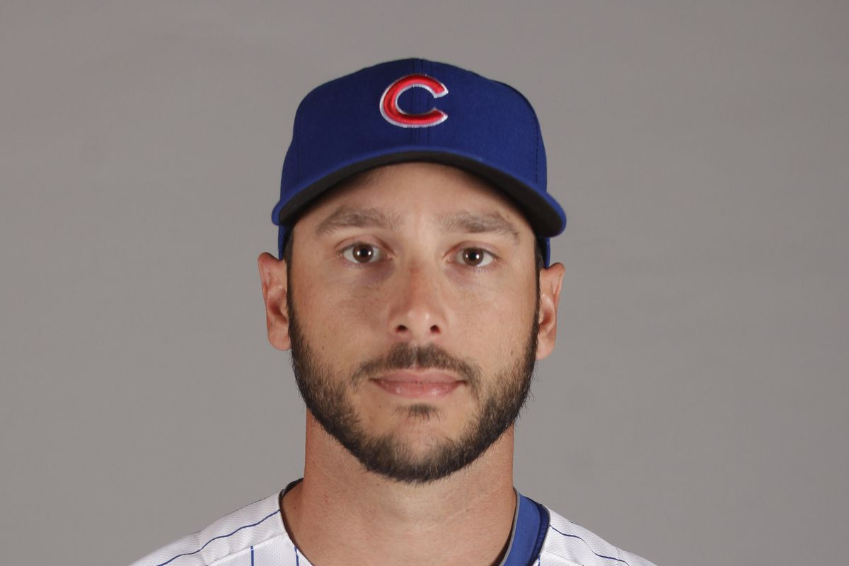 In case you were wondering, this is what George Kottaras looks like.