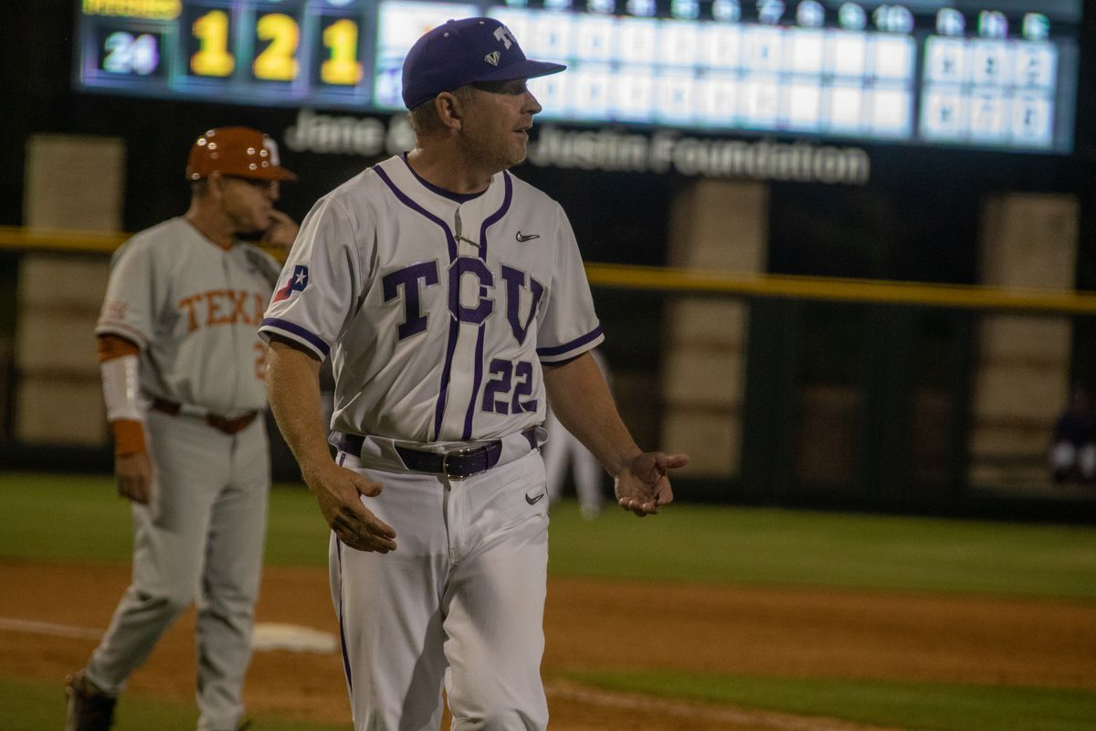 TCU Baseball vs Texas(5.7.21)