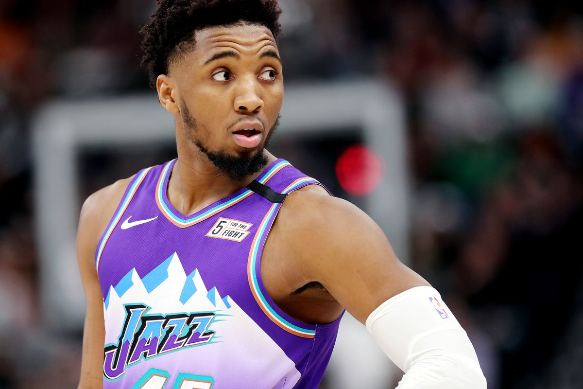 Utah Jazz guard Donovan Mitchell: 'We've moved on from this. I'm ...