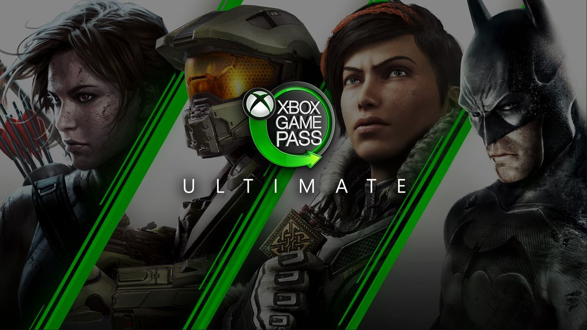 Logo Xbox Game Pass Ultimate