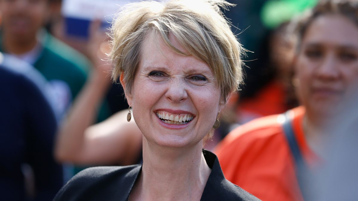 Cynthia Nixon Tapped a Sex and the City Fan Instagram to ...