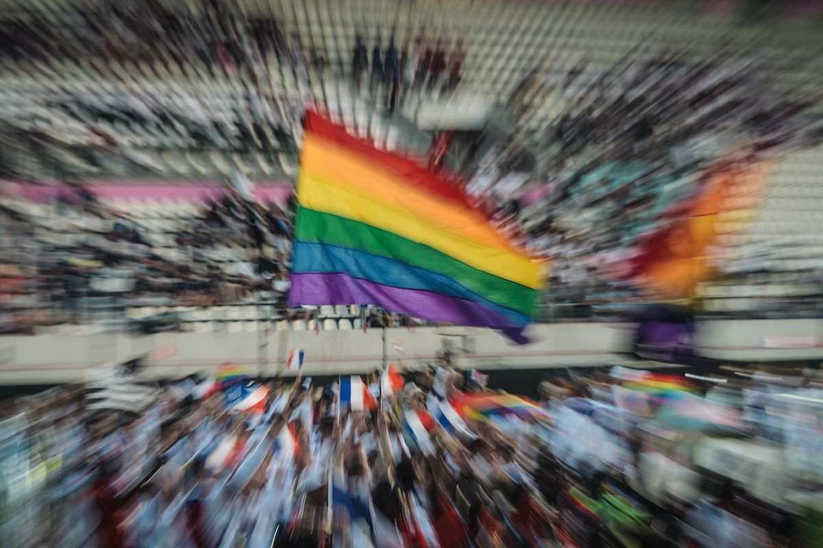 SPORTS-FRA-GAY GAMES-2018