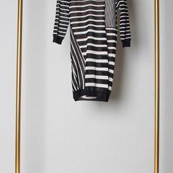 3.1 Phillip Lim stripe knit dress (was $475, now $238)