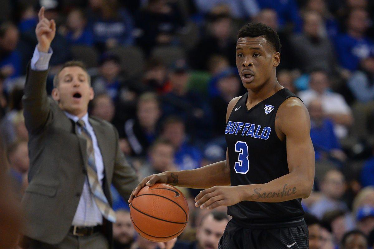 NCAA Basketball: Buffalo at Creighton