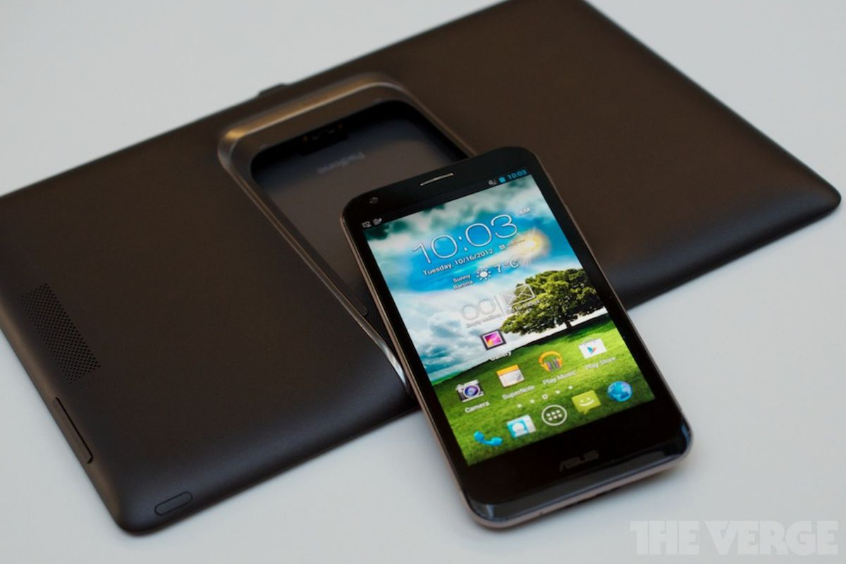 Asus PadFone 2 preview: forget the pad, this is a great ...