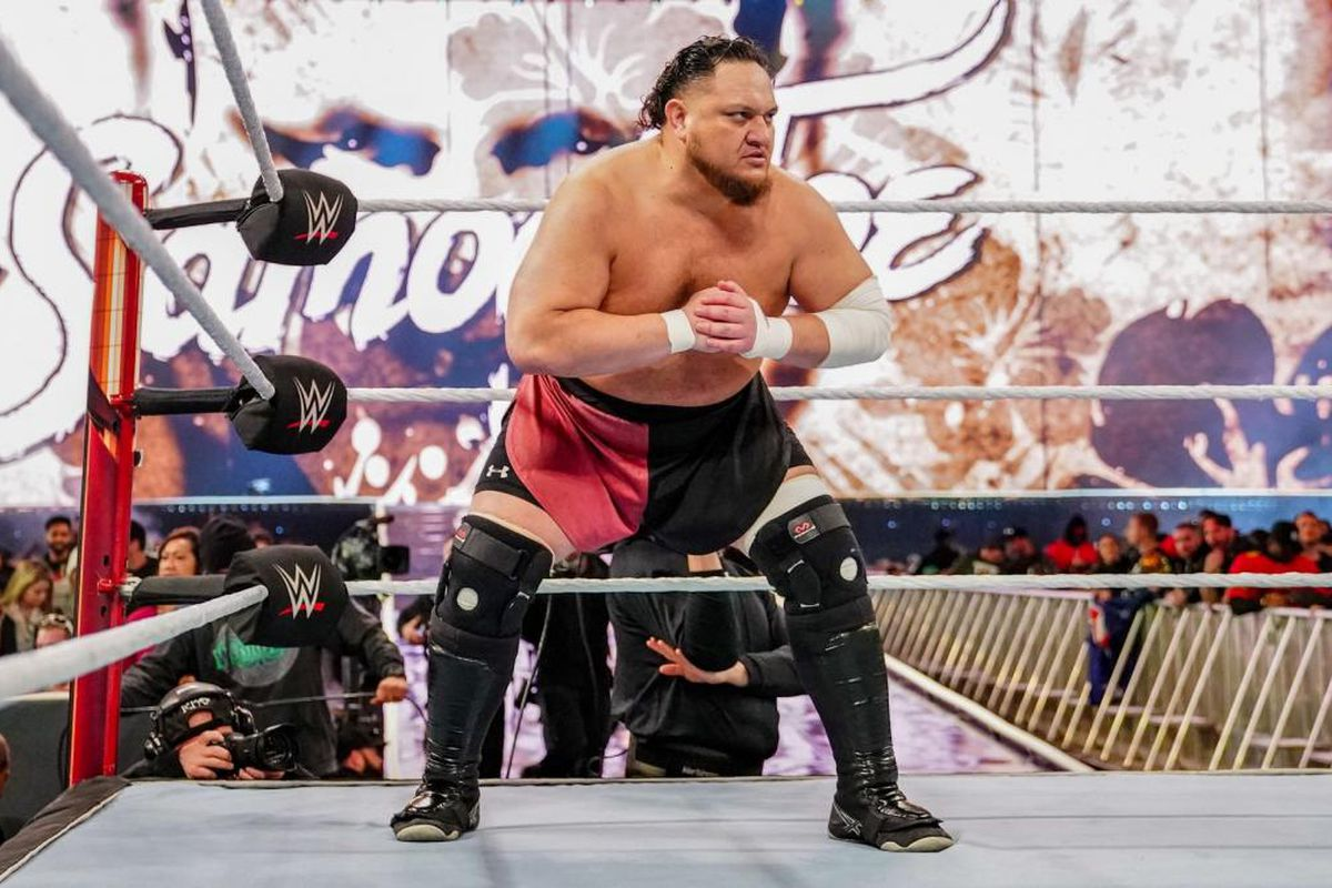 Samoa Joe Reportedly Returning To WWE NXT, Later This Year 2