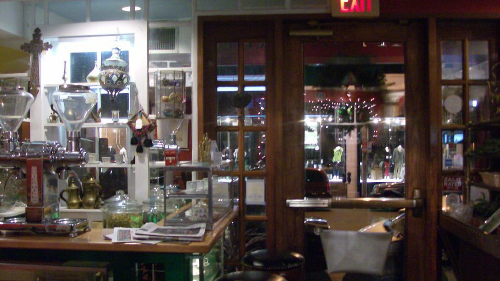 Cafe Algiers Harvard Square Menu