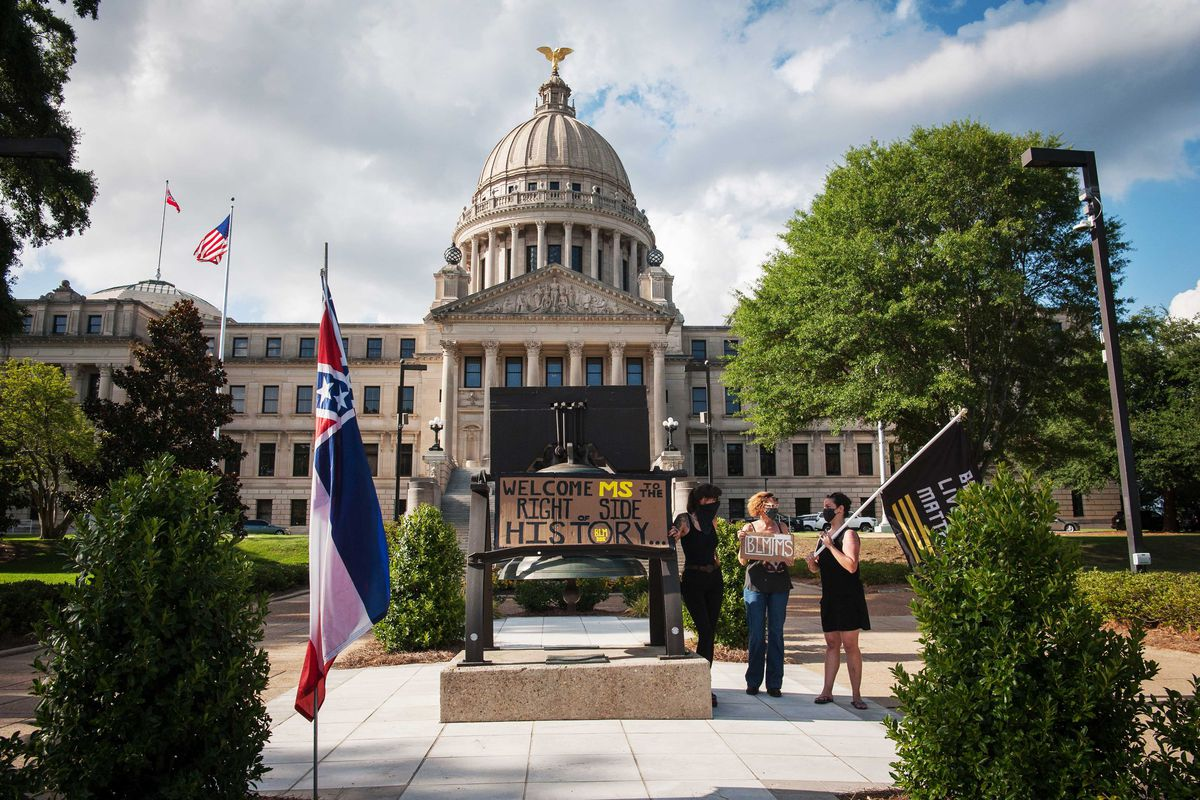 Mississippi's future lies with its new state flag